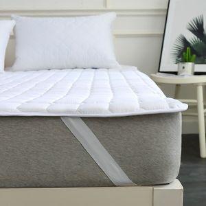 新酒店宾馆折叠1.8m防滑保护垫被薄款床褥1米2单双人1.5<span class=H>床垫</span>可水