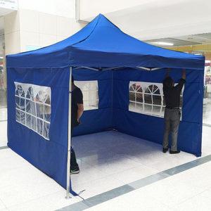 带窗户帐篷房子帐篷摆摊四角折叠展销帐篷户外 遮阳凉棚厂家直销