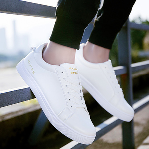 2019春季新款小白鞋男透气板鞋