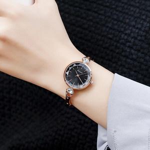 金米欧kimio<span class=H>手表</span>女学生韩版简约细带气质防水女士<span class=H>手链</span>表镶钻小巧