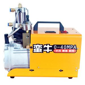 电动打气机30mpa 高压水冷单缸40mpa 打气筒充气打气泵