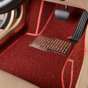 新款全<span class=H>包围</span><span class=H>脚垫</span>专车专用老款定制环保无味地毯脚踏垫汽车内饰用品