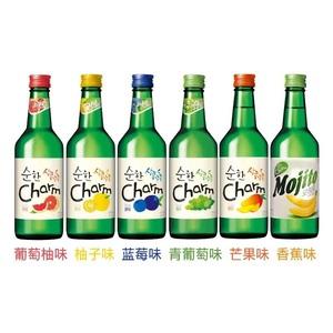 <span class=H>清酒</span> 韩国<span class=H>烧酒</span> 水果味<span class=H>烧酒</span> 洋酒 果酒 超水<span class=H>烧酒</span> 香蕉 芒果6瓶