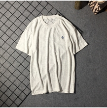 Customized elastic comfortable short sleeve T-shirt J44 for special department