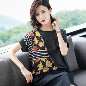 女子款<span class=H>外套</span>毛针织衫宽松套头<span class=H>毛衣</span>低圆领针织衫夏季女女士衣服。