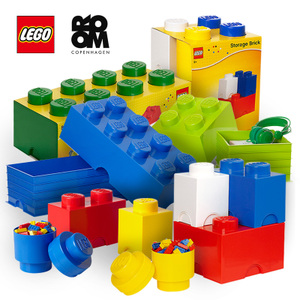 lego乐高积木多层分类收纳盒子袋子抽屉整理箱储物盒玩具展示箱