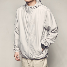 Men's Road Summer New Japanese Loose Light Men's Sunscreen Outdoor Skin Clothing Youth Summer Breathable Coat