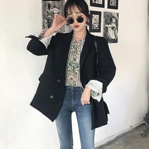 《限量200件》2019春季韩版小西装外套女