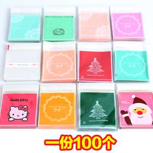 烘焙<span class=H>包装</span> 饼干袋/手工皂/<span class=H>糖果</span>/<span class=H>包装</span>袋食品袋西点袋 圣诞节<span class=H>包装</span>袋