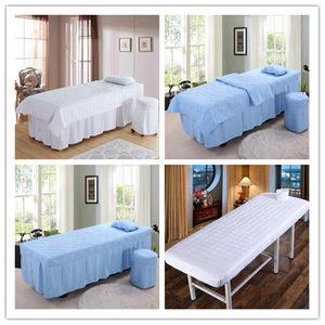 美容四件套美容<span class=H>床罩</span>单件按摩理疗推拿洗头床专用<span class=H>床罩</span>可订做包邮