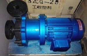 上海沪一 32CQ-15F CQ-F型塑料磁力驱动泵