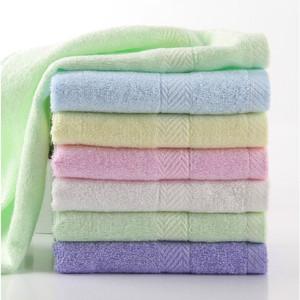 竹纤维<span class=H>毛巾</span> 比纯棉柔软 成人竹炭洗脸巾超吸水儿童面巾抗菌家用