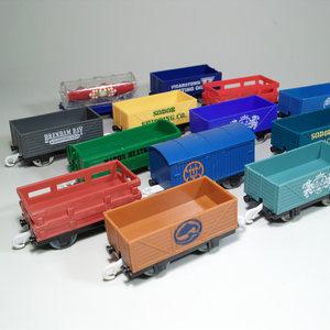 专柜正版<span class=H>托马斯</span>电动轨道小火车车厢<span class=H>玩具</span> 多款