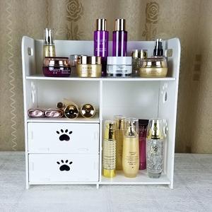 新品环保化妆品<span class=H>收纳盒</span> 置物架桌面化妆品<span class=H>收纳盒</span> 置物架整理架防水