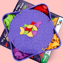 Star Circle Game Parent-Child Interactive Table Games Children Logical Thinking Game Chess Intelligence Concentration Training Puzzle Toys