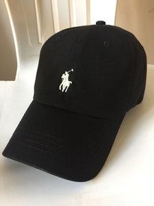 美国保罗棒球帽男女士秋冬Polo潮流户外休闲运动高尔夫遮阳鸭舌帽