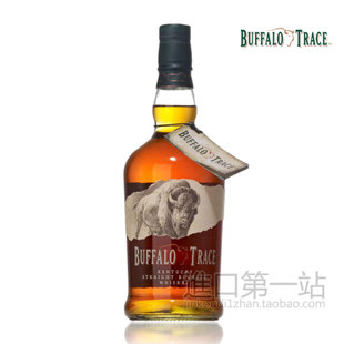 洋酒 水牛足迹波本威士忌 Buffalo Trace Bourbon Whiskey 包邮