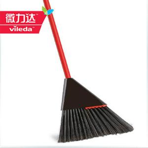 微力达<span class=H>扫把</span> 地板除尘毛发 轻便喷塑铁管<span class=H>扫把</span>室内扫帚刮水魔力<span class=H>扫把</span>