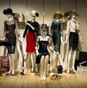 时尚服装店展示模特道具女全身假人体<span class=H>女装</span>店橱窗<span class=H>婚纱</span>摄影模特架