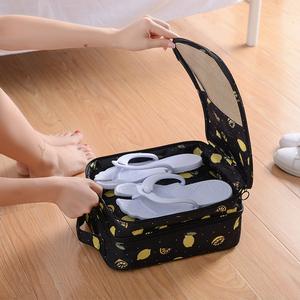 旅行<span class=H>鞋子</span>收纳袋鞋包运动收纳包装<span class=H>鞋子</span>的袋子防水旅游防尘鞋袋便携