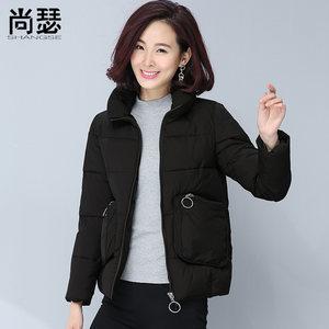 棉衣2018冬装新款羽绒棉服修身显瘦韩版潮流加厚小棉袄女短款外套