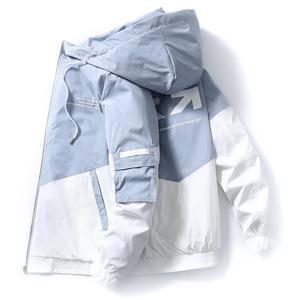 男士春秋棒球服外套夹克衫休闲服上衣服男装