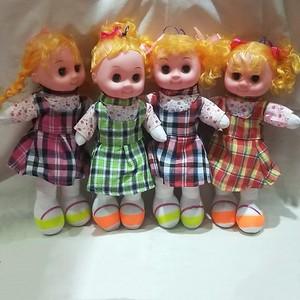 <span class=H>布娃娃</span>音乐娃娃儿童玩具布偶娃娃送宝宝儿童玩具音乐<span class=H>布娃娃</span>