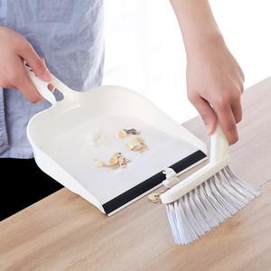 塑料<span class=H>迷你</span>小扫把簸箕套装家用软毛<span class=H>电脑</span>键盘清扫刷桌面扫把桌面刷