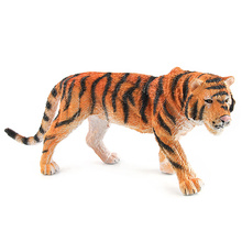Simulated Soft Rubber Animal Model Children's Big Tiger Toys Static Arrangement Toys for Toys for Toys for Tiger Boys