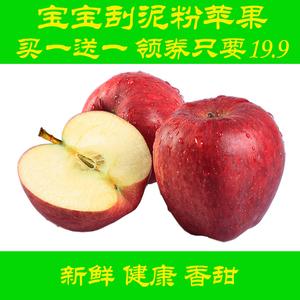 现货 产地直发新鲜水果香甜礼县非天水 花牛<span class=H>苹果</span>可变粉面红蛇果