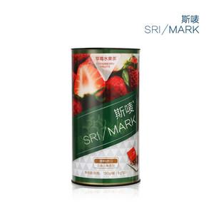 德國進口<span class=H>草莓味</span>水果紅茶奶茶店水果茶三角<span class=H>茶包</span>原材料商用盒裝150g