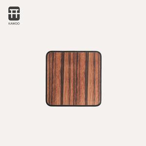 开物kawoo 鼠标垫笔记本木质<span class=H>电脑</span><span class=H>周边</span>真皮办公桌小桌垫创意滑鼠垫