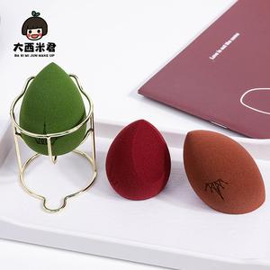 大西米君  韩国 AMORTALS/尔木萄<span class=H>美妆</span>蛋套盒小葫芦不吃粉细腻软