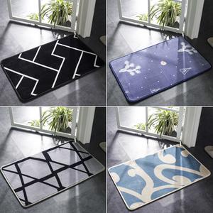 进门<span class=H>地垫</span>定制入户地毯门垫卧室厨房门厅卫浴吸水脚垫浴室防滑垫子