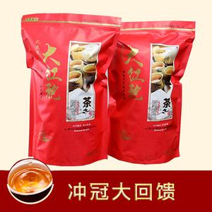 大红袍<span class=H>茶叶</span>散装500g 武夷山岩茶浓香型袋装