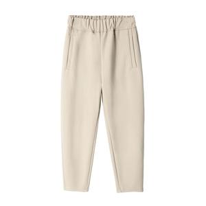 XC 百搭不挑人 加厚毛呢西装<span class=H>哈伦裤</span><span class=H>女装</span> 冬季显瘦高腰直筒九分裤