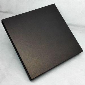 超大黑色白色包装盒高档礼品盒8寸12寸画册相框笔记本礼物盒定制