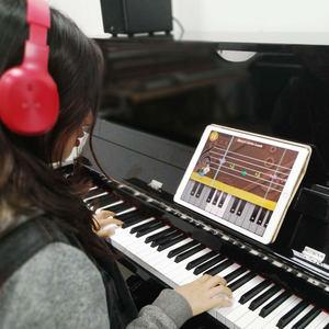 KEYMI BOX智能<span class=H>钢琴</span>交互<span class=H>系统</span>纠错学习多功能带<span class=H>静音</span>学琴神器