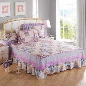 單<span class=H>床</span>裙定做特殊尺寸<span class=H>床</span>罩多規格雙人加大<span class=H>床</span>單炕單3米/3.5米/2.8米
