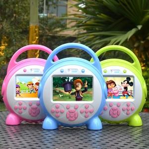 道勤儿童<span class=H>早教机</span>幼宝宝视频故事机防摔高清护眼娃娃学习点读0-6岁