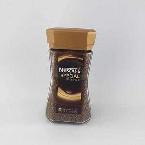 法国Nescafe雀巢<span class=H>咖啡</span><span class=H>豆</span>金牌香柔无糖纯黑<span class=H>速溶</span><span class=H>咖啡</span><span class=H>粉</span>罐装200G100杯