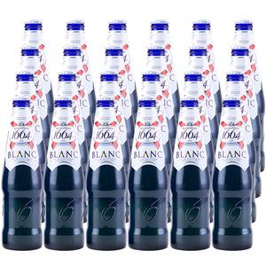 法国原装进口<span class=H>啤酒</span> 克伦堡1664白<span class=H>啤酒</span> 1664<span class=H>啤酒</span> 250ml*24瓶
