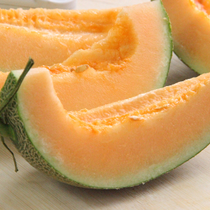 很甜 新疆西州蜜<span class=H>哈密瓜</span> 1颗 17号品种 2.8斤+ 新鲜水果