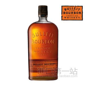 元旦 美国进口洋酒 Bulleit Bourbon Whiskey 布莱特波旁<span class=H>威士忌</span>