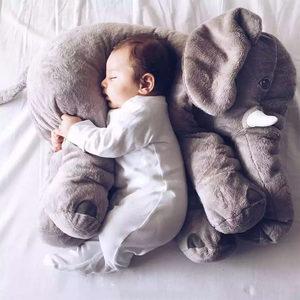 ins可爱大象床头<span class=H>抱枕</span>被子两用多功能沙发枕头<span class=H>靠垫</span>靠枕午睡枕毯子