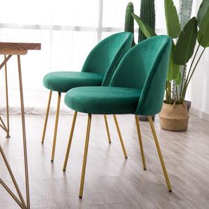 北欧ins椅子网红椅现代简约家用化妆椅轻奢<span class=H>餐椅</span>卧室休闲美甲凳子