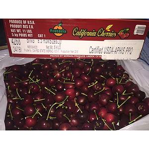 现货 空运美国进口车厘子新鲜进口大樱桃2斤装顺丰包邮新鲜水果