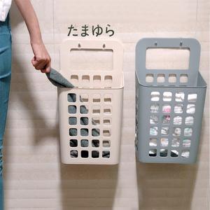 卫生间装放换洗脏衣服的篮子框置物架篓子洗澡洗衣收纳筐北欧家用