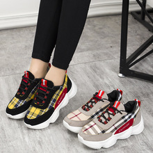Sport gym shoes Female shoes sports shoes Women casual single shoes