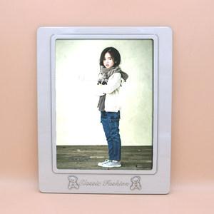 大韩水晶烤瓷16寸20寸小熊卡通儿童相框婚纱影楼影视后期挂墙画框